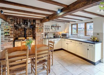 Thumbnail 4 bed barn conversion for sale in Eaton Hill, Eaton, Tarporley