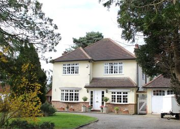 Thumbnail 4 bed detached house for sale in 7 Upland Drive, Brookmans Park, Herts