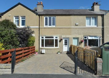 Thumbnail 2 bed terraced house for sale in 27 Riversdale Crescent, Murrayfield, Edinburgh