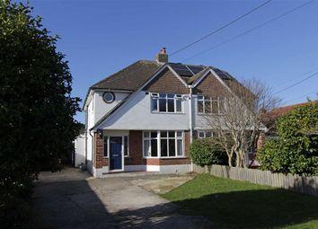 Thumbnail 3 bed property for sale in Barton Lane, Barton On Sea, New Milton