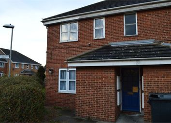Thumbnail 1 bedroom flat to rent in Horse Bridge Close, Dagenham, Essex