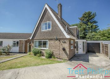 Thumbnail 3 bed detached house to rent in Heron Gardens, Stalham, Norwich