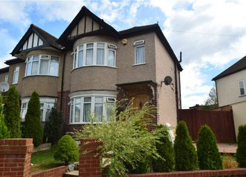 Thumbnail 3 bed property to rent in Chudleigh Way, Ruislip, Middlesex