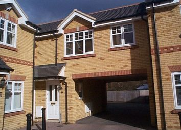 Thumbnail 1 bed flat to rent in Crystal Way, Bradley Stoke, Bristol