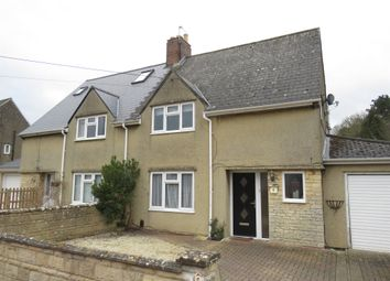 Thumbnail 3 bed semi-detached house for sale in Rock Close, Carterton