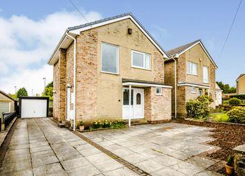 Thumbnail 3 bed detached house for sale in Rafborn Avenue, Salendine Nook, Huddersfield, West Yorkshire
