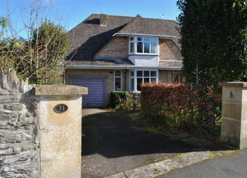 Thumbnail 4 bed detached house for sale in Mount Nebo, Taunton