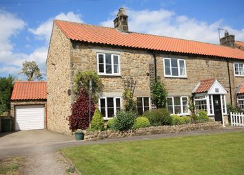 Thumbnail 5 bed cottage for sale in Carthorpe, Bedale