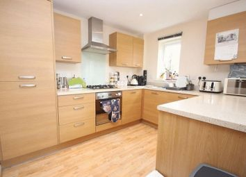 Thumbnail 2 bed flat for sale in Bahram Road, Queens Hill, Costessey