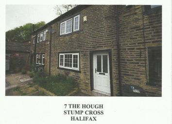 2 bed cottage to rent in The Hough, Stump Cross, Halifax HX3