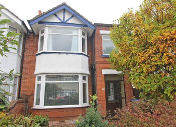 Thumbnail 3 bed end terrace house for sale in St. James Road, Shirley, Southampton