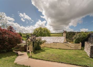 Thumbnail 3 bedroom cottage for sale in Exford, Minehead, Somerset