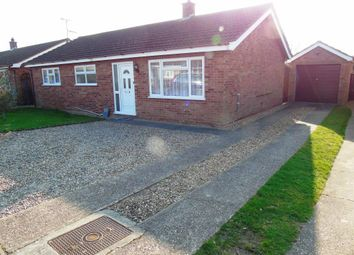 Thumbnail 3 bed detached bungalow to rent in Covey Way, Lakenheath