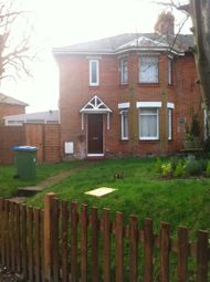4 bed terraced house to rent in Harefield Road, Southampton SO17