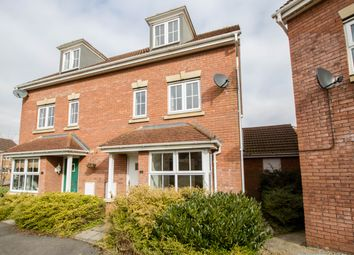 Thumbnail 4 bed semi-detached house for sale in Churchill Drive, Brough With St. Giles, Catterick Garrison