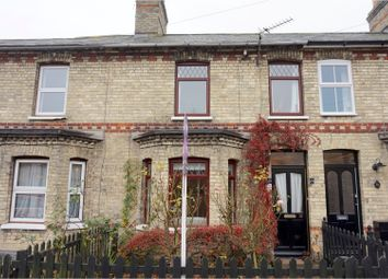 Thumbnail 2 bed terraced house for sale in Rock Road, Royston