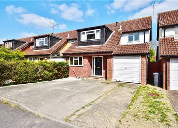 Thumbnail 3 bedroom semi-detached house for sale in Gibbs Field, Thorley, Bishop's Stortford