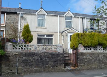 Thumbnail 3 bed terraced house for sale in Clydach Street, Brynmawr, 4 Rl