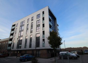 Thumbnail 1 bed flat for sale in Broadis Way, Rainham
