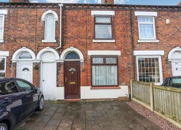 Thumbnail 2 bed terraced house for sale in Sandbach Road, Rode Heath, Stoke-On-Trent