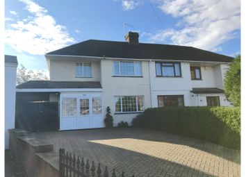 Thumbnail 4 bed semi-detached house for sale in High Road, Dartford