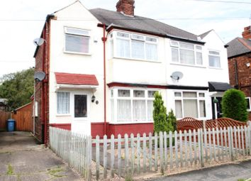 Thumbnail 3 bed semi-detached house for sale in Campion Avenue, Hull