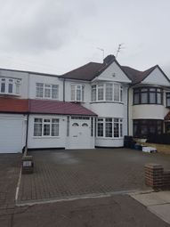 Thumbnail 4 bed semi-detached house to rent in Wensleydale Avenue, Ilford