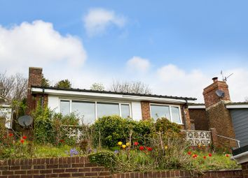 Thumbnail 2 bed bungalow for sale in Hill Road, Eastbourne
