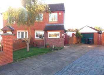Thumbnail 2 bed semi-detached house for sale in Ladgate Grange, Middlesbrough