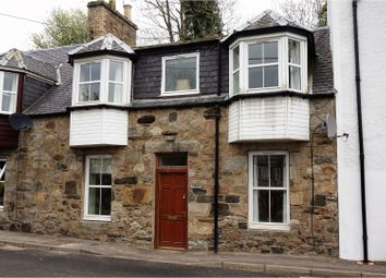 Thumbnail 2 bed terraced house for sale in Main Street Kirkmichael, Perth
