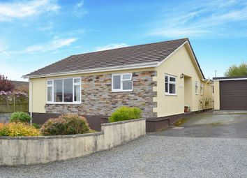 Thumbnail 3 bed detached bungalow for sale in Tiny Meadows, South Petherwin, Launceston