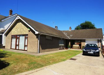 Thumbnail 3 bedroom detached bungalow for sale in St. Annes Avenue, Penarth