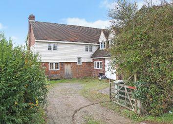 5 bed detached house for sale in Horsmonden Road, Lamberhurst, Tunbridge Wells TN3
