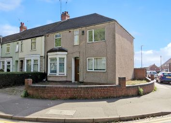 Thumbnail 4 bed end terrace house for sale in Burnaby Road, Radford, Coventry