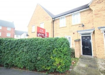 Thumbnail 3 bed town house to rent in Hudson Way, Grantham