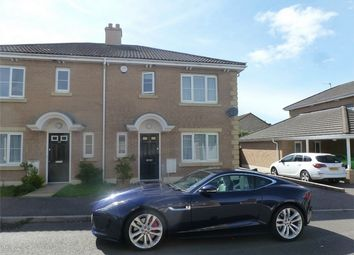 Thumbnail 3 bed end terrace house to rent in Meadow Brook, Roundswell, Barnstaple, N Devon