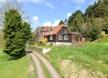 Thumbnail 6 bed detached house for sale in Hastingleigh, Ashford, Kent