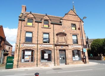 Thumbnail 1 bed flat to rent in Market Place, Uttoxeter