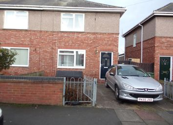 Thumbnail 3 bedroom semi-detached house for sale in Twentieth Avenue, Blyth