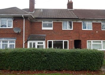 Thumbnail 3 bed property to rent in Weoley Castle Road, Weoley Castle, Birmingham