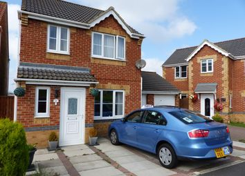 Thumbnail 3 bed detached house for sale in Halesworth Drive, Sunderland