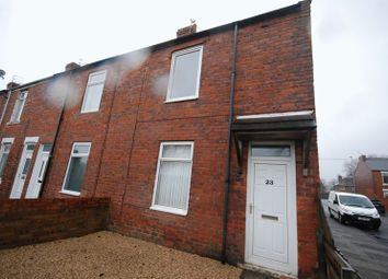 Thumbnail 2 bed end terrace house for sale in Monkseaton Terrace, Ashington