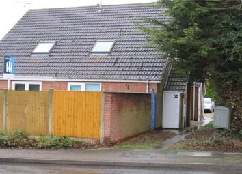 Thumbnail 1 bed town house for sale in Arun Dale, Mansfield Woodhouse, Nottinghamshire