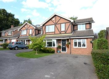 Thumbnail 4 bed detached house for sale in Farley Copse, Bracknell, Berkshire