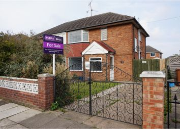 Thumbnail 3 bed semi-detached house for sale in Langdale Avenue, Scartho