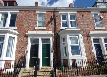 Thumbnail 2 bed flat for sale in Brighton Road, Bensham, Gateshead