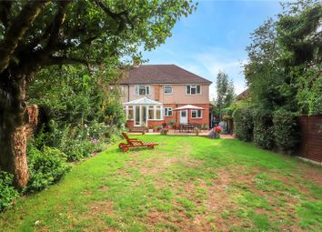 Thumbnail 5 bed semi-detached house for sale in Gallows Hill Lane, Abbots Langley