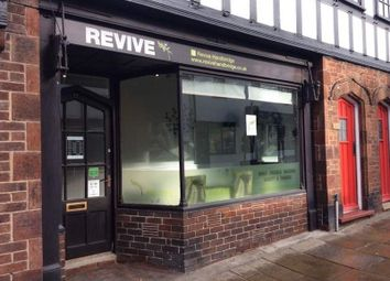 Thumbnail Retail premises for sale in 17 Handbridge, Chester