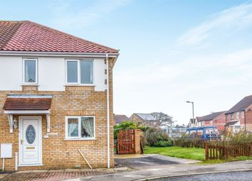 Thumbnail 2 bed end terrace house for sale in Hague Close, Carlton Colville, Lowestoft