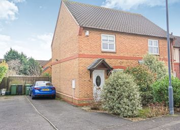 Thumbnail 2 bedroom end terrace house for sale in Home Orchard, Yate